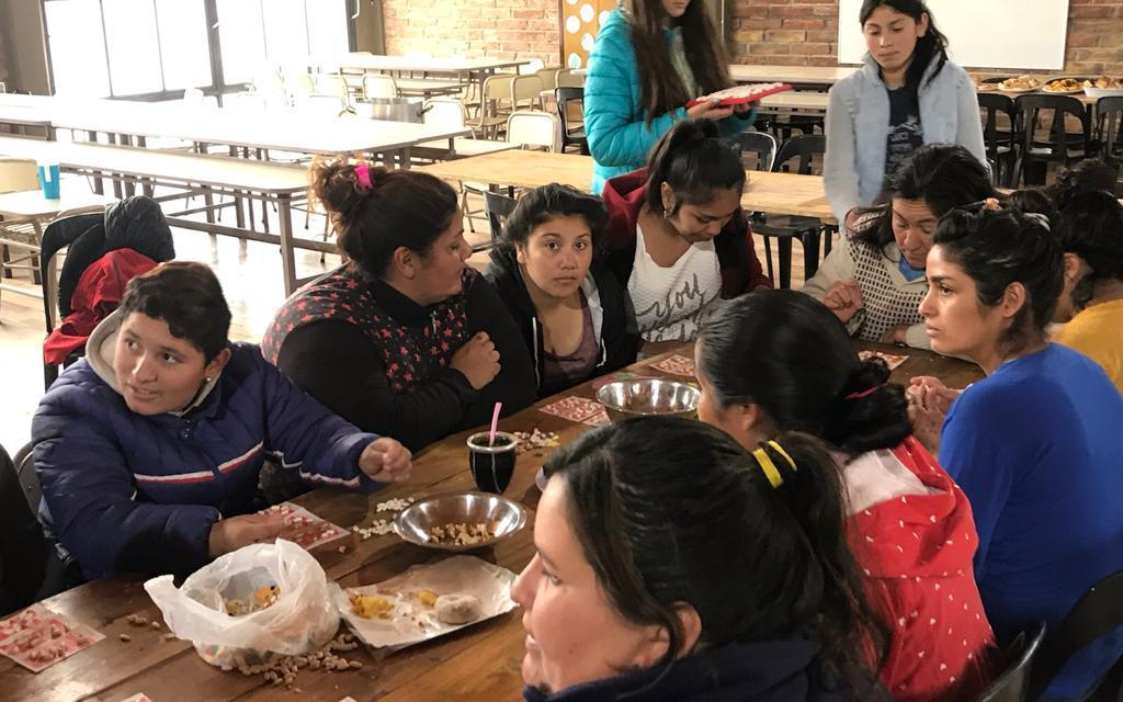 Festejos del Día del Niño en San Rafael