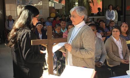 Renovación de votos Hna. Laura Matamala