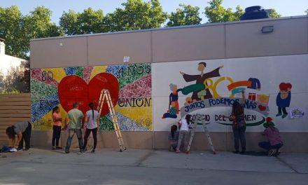 Murales 80 años – Del Carmen, San Rafael
