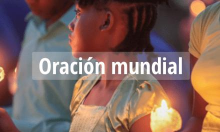 24 DE MAYO: DÍA DE LA ORACIÓN MUNDIAL