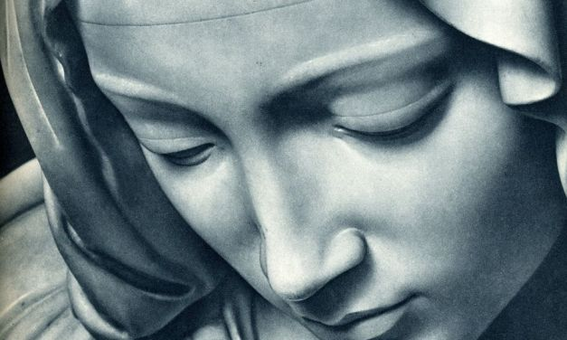 SPIRITUALY: HAIL MARY, OUR SISTER
