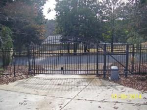 estate gates Buford, fence company Buford