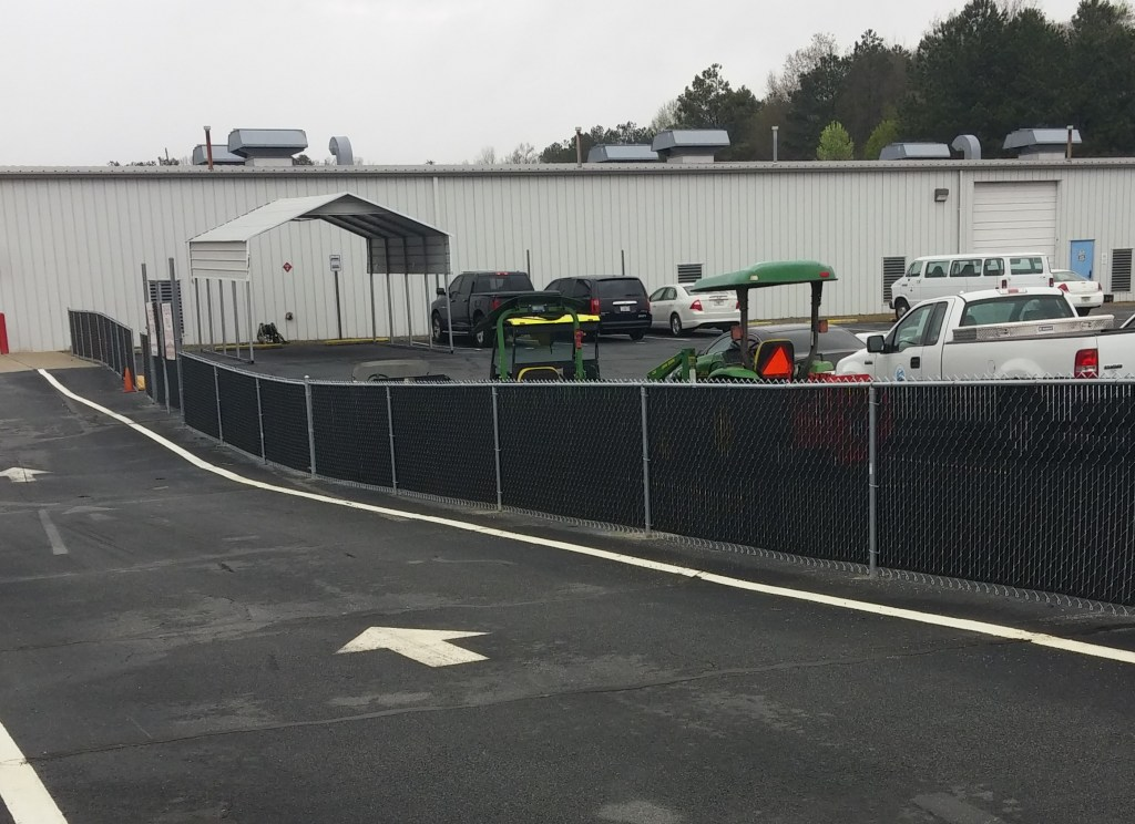 chain link fences Dacula, commercial fencing Augusta