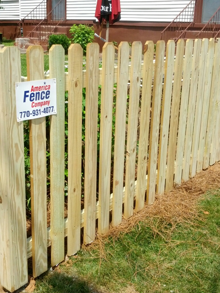 fence Buford, fence Athens