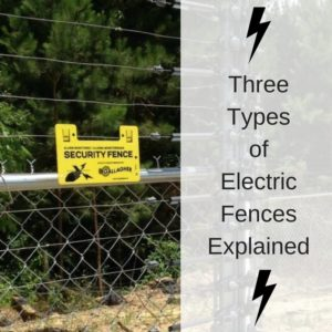 Gallagher Electric Perimeter Security Fence | America Fence