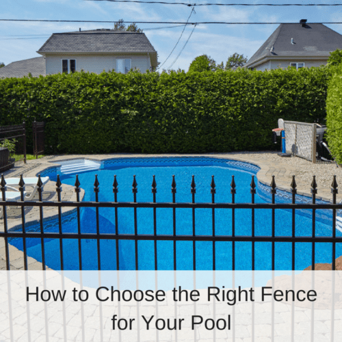Fences in Atlanta Pool Fence | America Fence