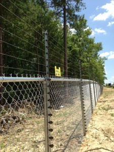 electric security fence Athens GA, electric fence Augusta Georgia