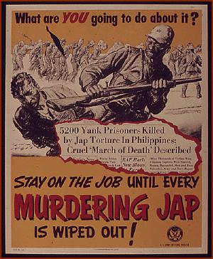 Anti-Japanese Propaganda — courtesy ofWikipedia