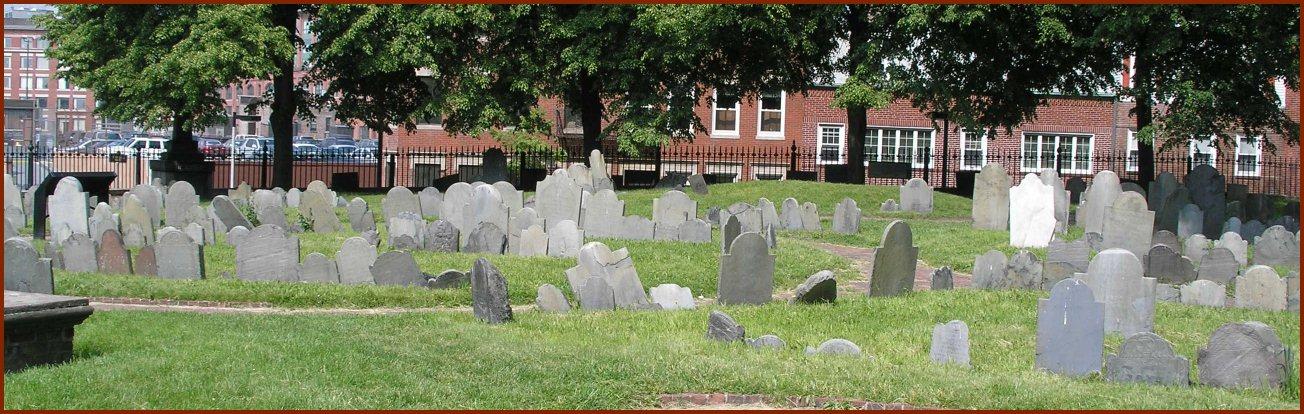Burial Ground — © 2008 America InContext