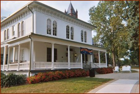 Eisenhower Home