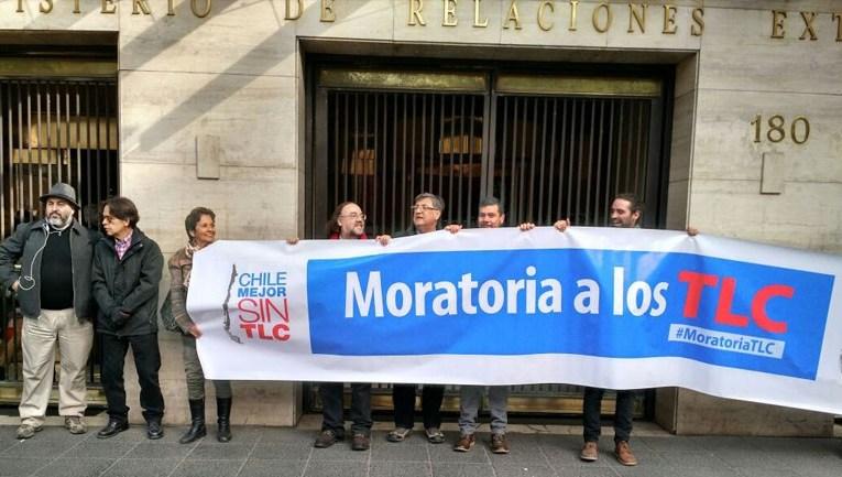 Chile: sorpresivo centro de resistencia a los TLC en el continente