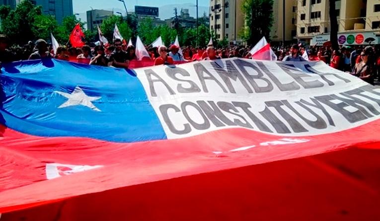 Chile: pandemia y estallido social