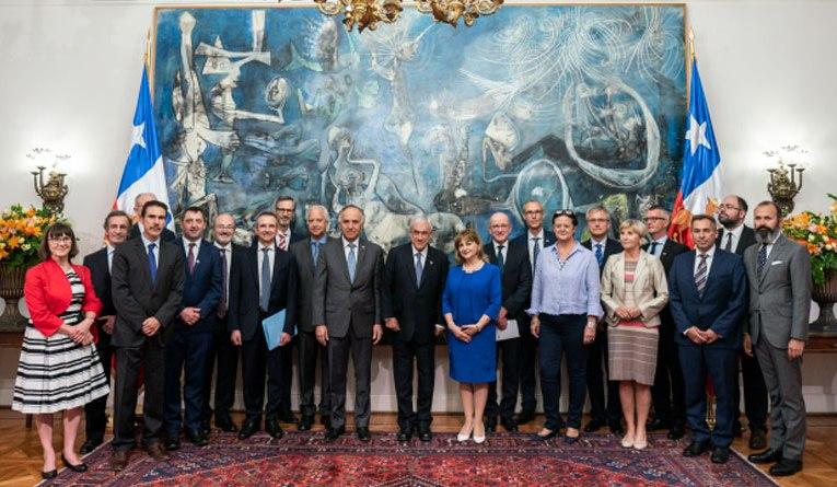 Los Derechos Humanos en el TLC Chile-UE