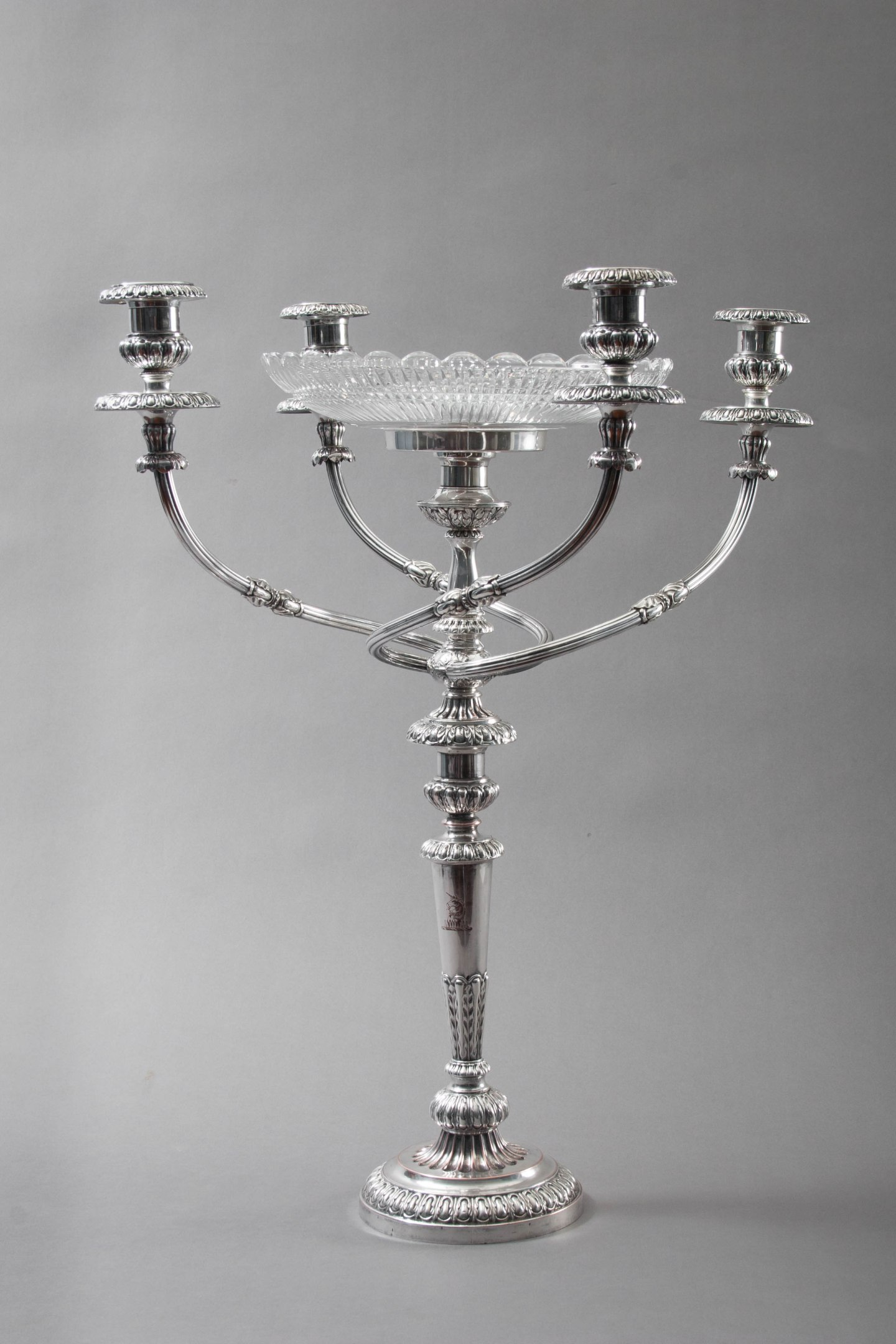 Sheffield Silver Candelabra by Matthew Boulton