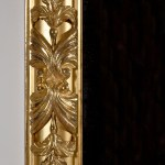 Classical Carved Gilt-wood Pier Mirror