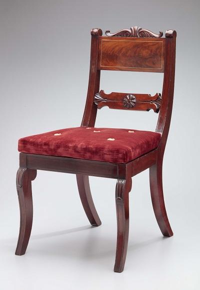 Klismos Dining Chair by Richard Parkin
