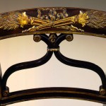 Carved and Gilded Federal Side Chairs