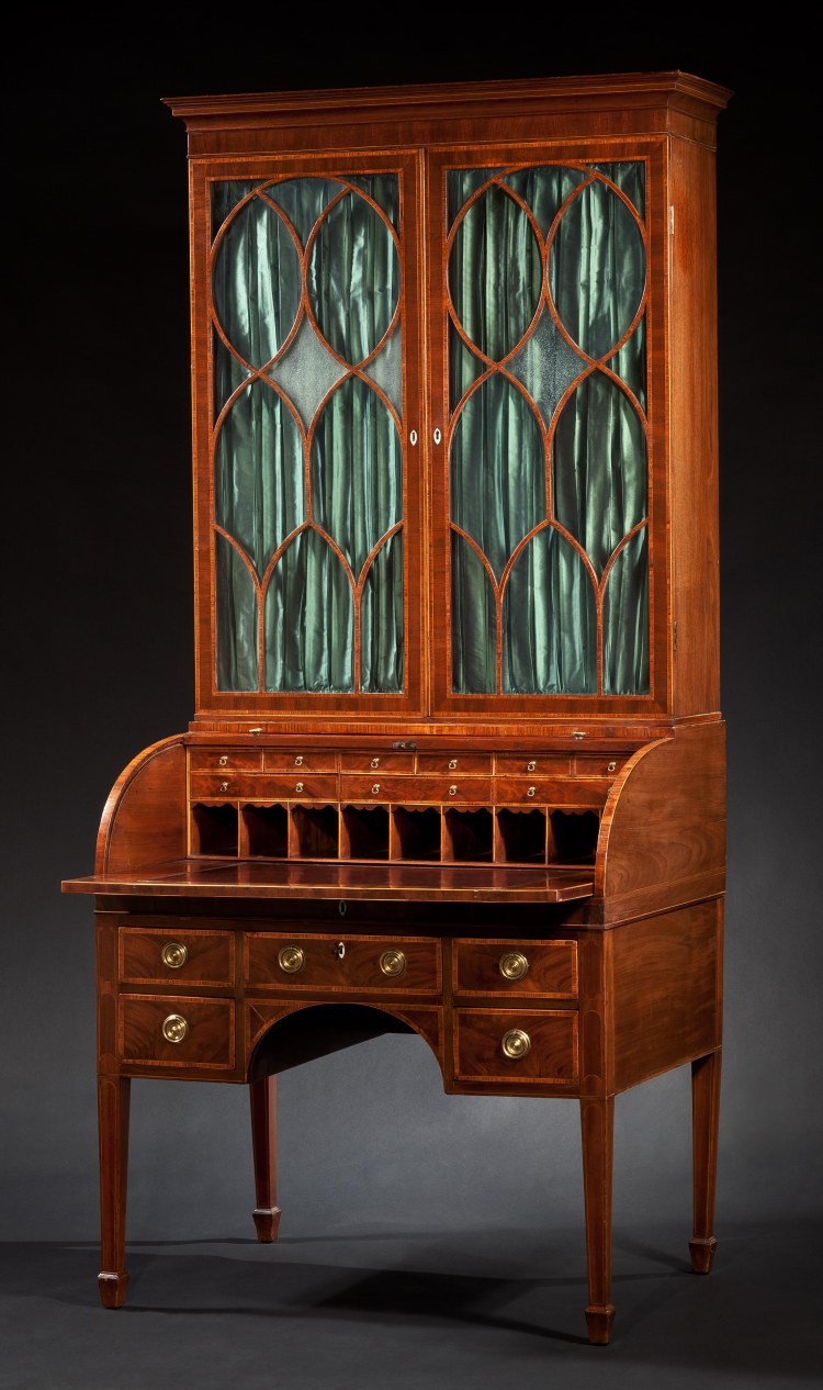 Federal Secretary Bookcase by John Aitken