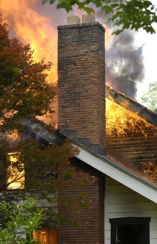 Problems From An Unlined Chimney  Portland OR  American Chimney