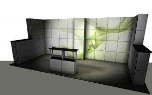 MultiQuad Trade Show Displays Kits MQ kit 2120