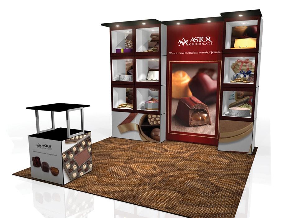 Modular Panels  Trade Show Booth Walls  American Image Displays