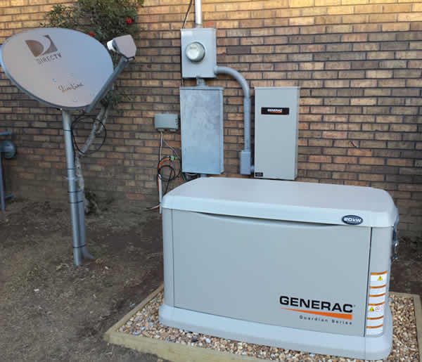 Standby Generators Are Wired Directly Into Your Current Electrical