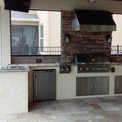 Outdoor Kitchens Orlando Kitchen Cabinet Pull Outs Florida