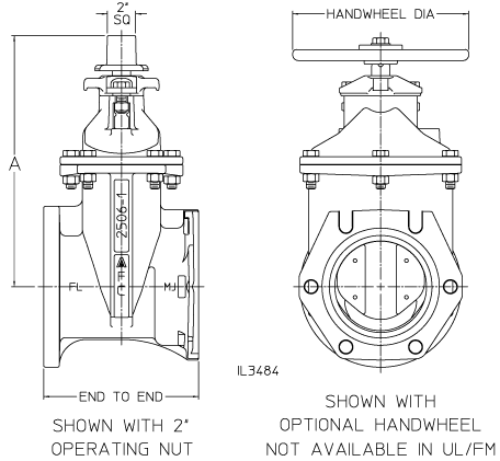 Mechanical Joint Drawing