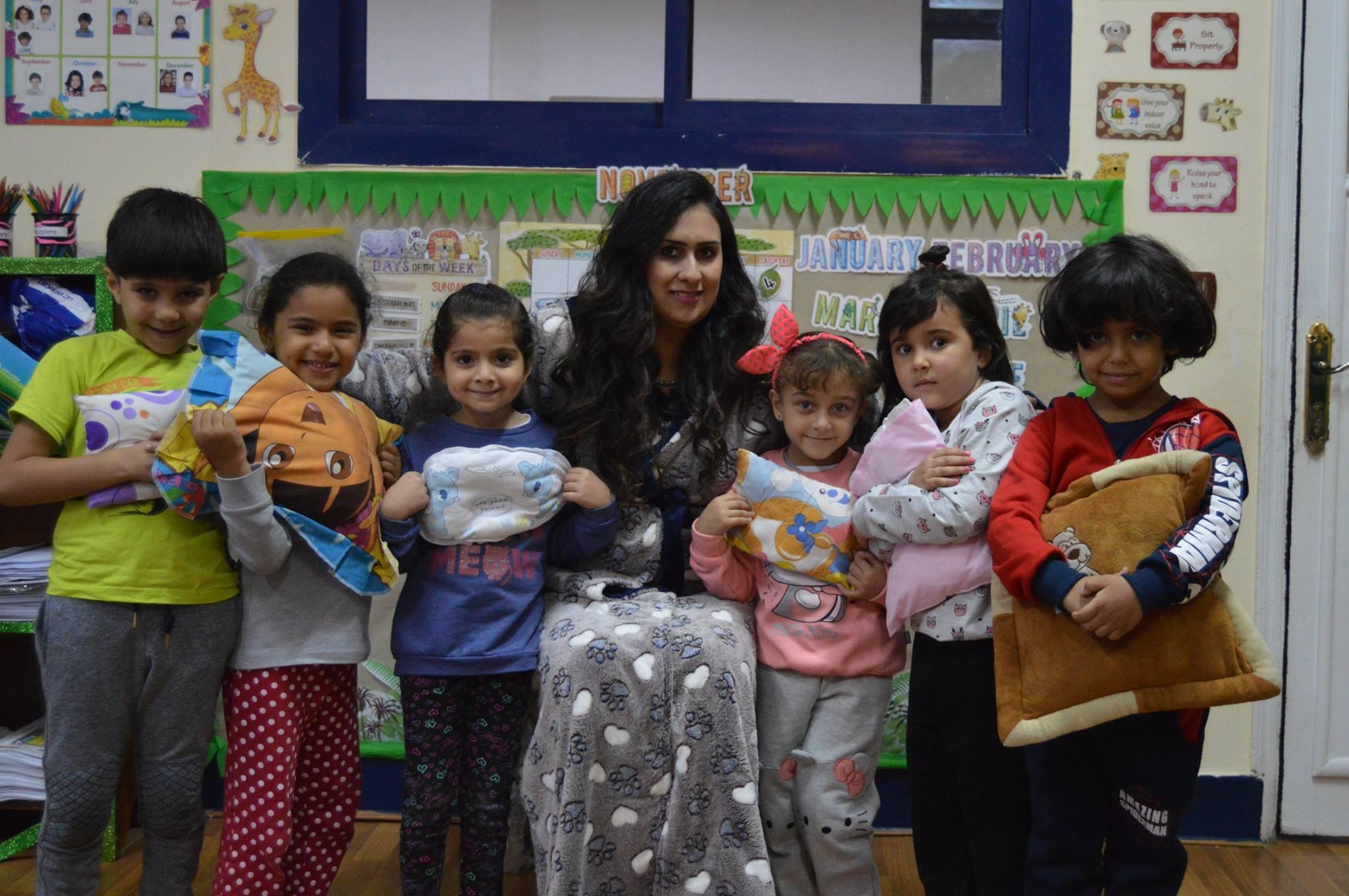 International Schools of Kenana | American Division - Pajama Day 2017-2018