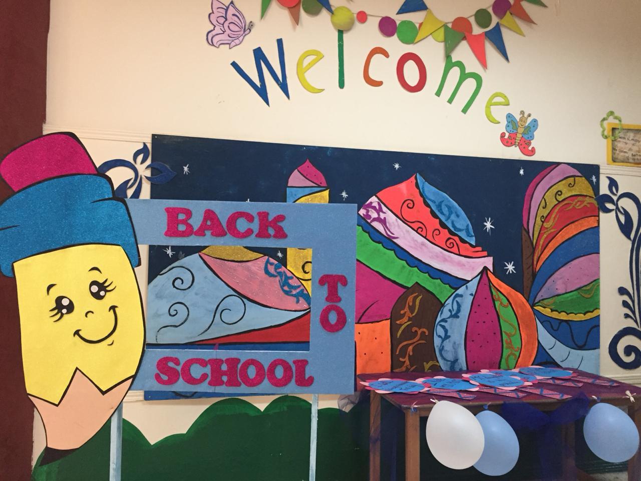 International Schools of kenana | American Division - Back To School