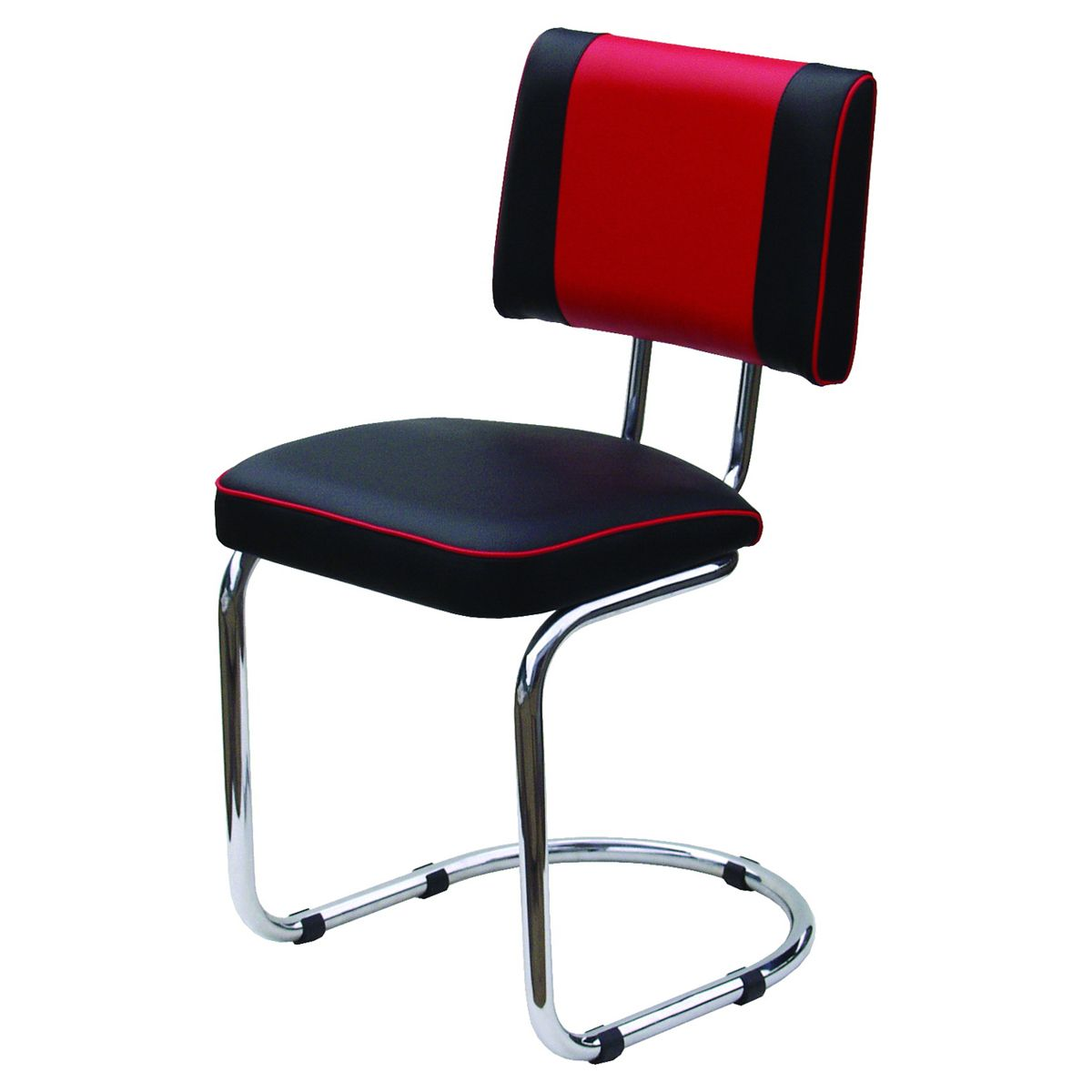Food Chair Fast Food Chair American Diner Chair Chrome Furniture