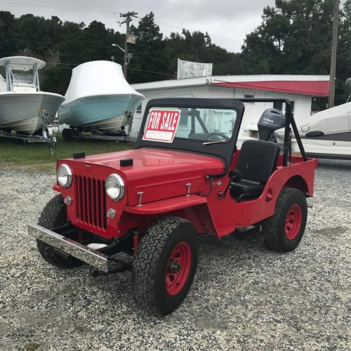small resolution of 1953 jeep willys cj3b