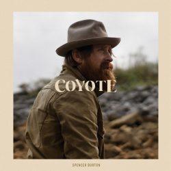"""Artwork for Spencer Burton album """"Coyote"""""""