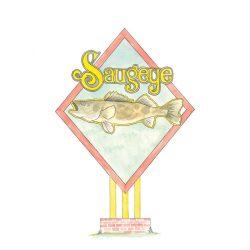Saugeye