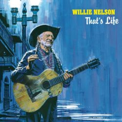 Album cover for Willie Nelson's That's Life