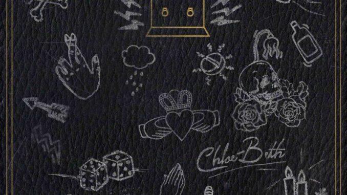 """artwork for Chris Blevins """"Grief, Love & Other gifts"""