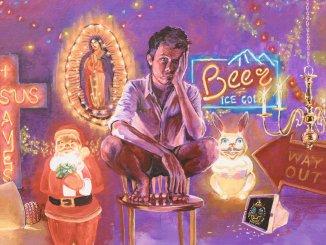 "artwork for Micheal Cormier album ""More Light!!"""