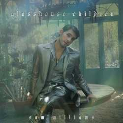 "Artwork for Sam Williams's album ""Glasshouse Children"""