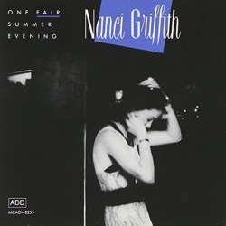 """Cover art for Nacni Griffith """"One Fair Summer Evening"""""""