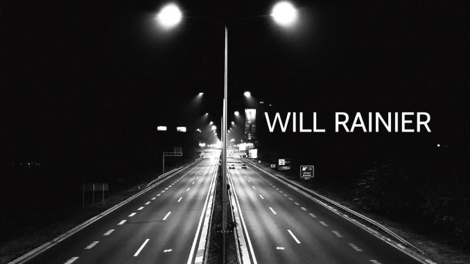 """Artwork for Will Rainier album """"Enough blue to go around"""""""