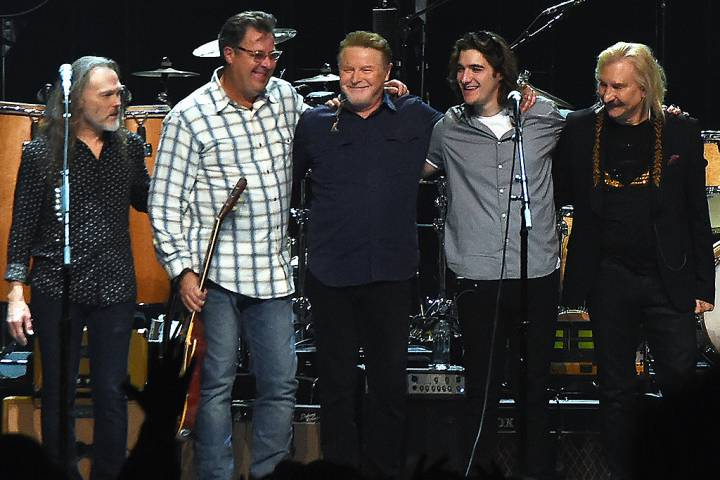 The Eagles Then and Now & The Ghosts of Americana
