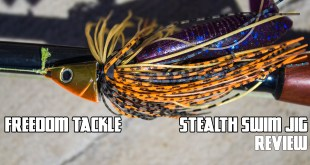 Freedom Tackle Stealth Swim Jig Review