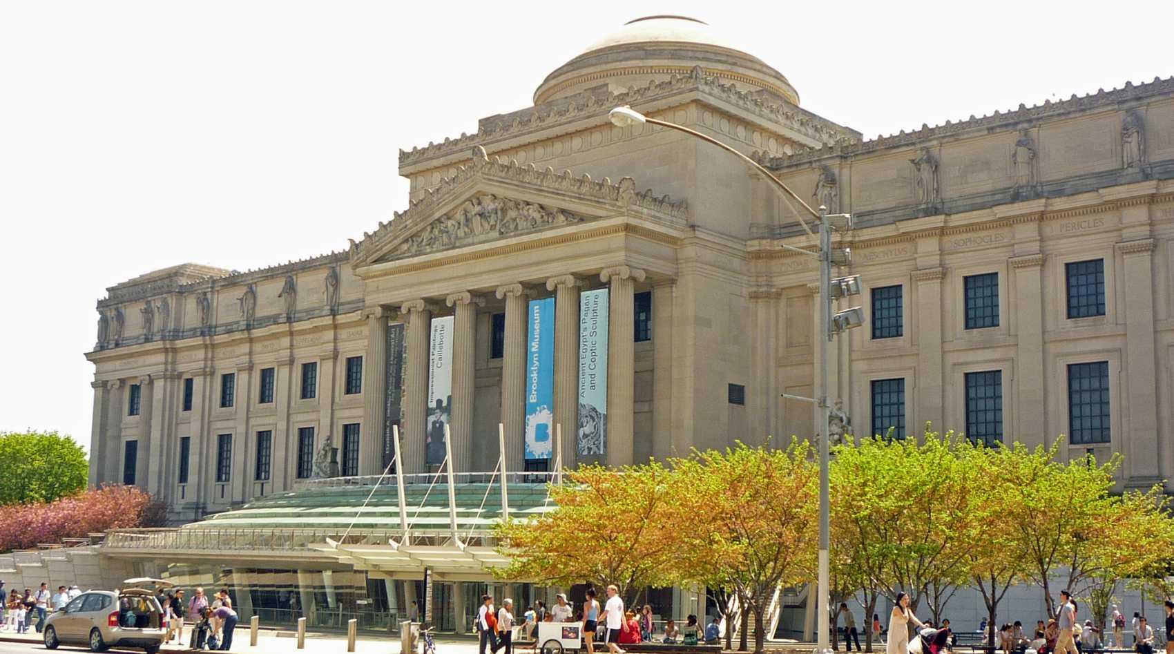 Brooklyn Museum American Art