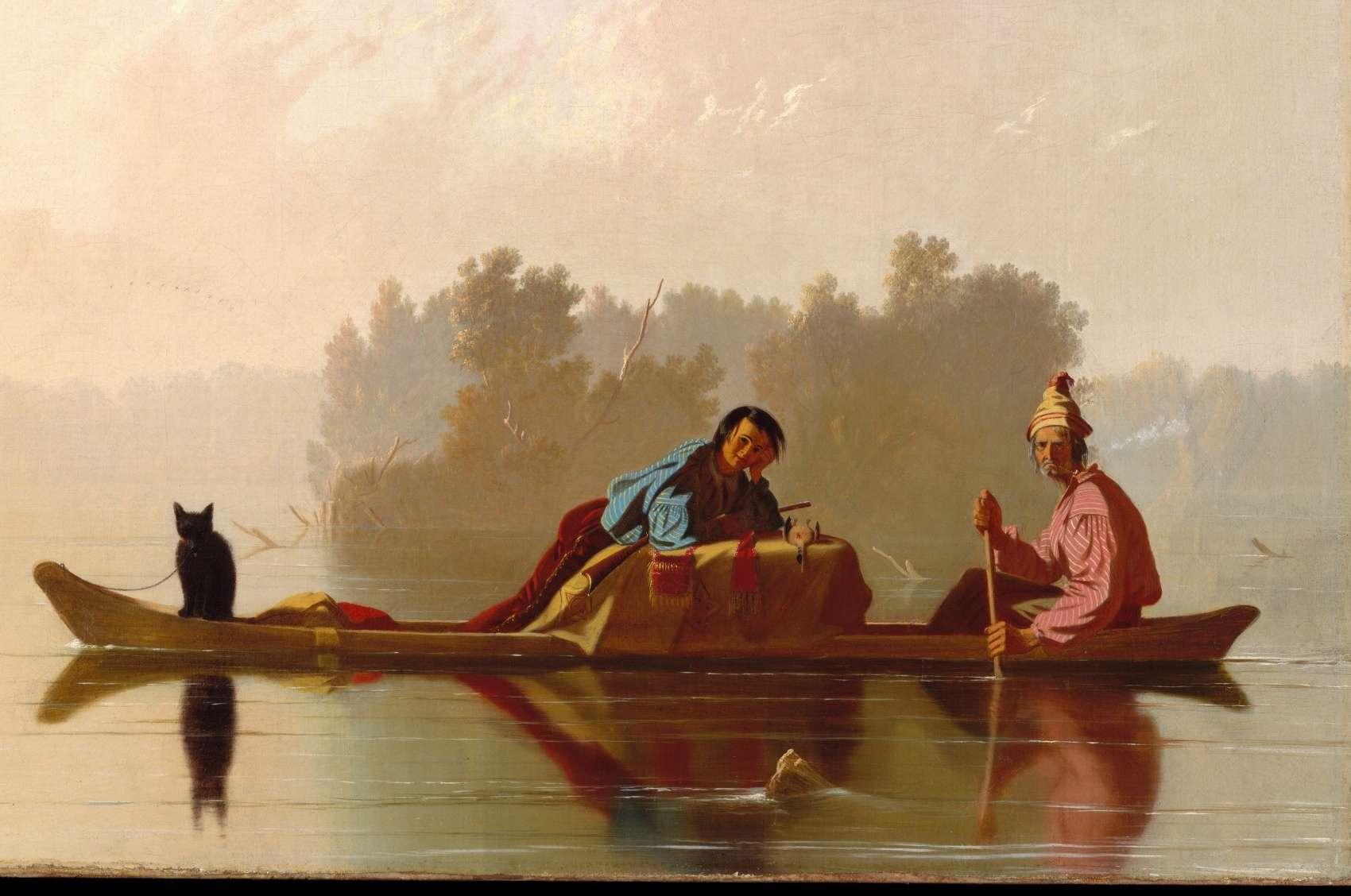 George Caleb Bingham American Art