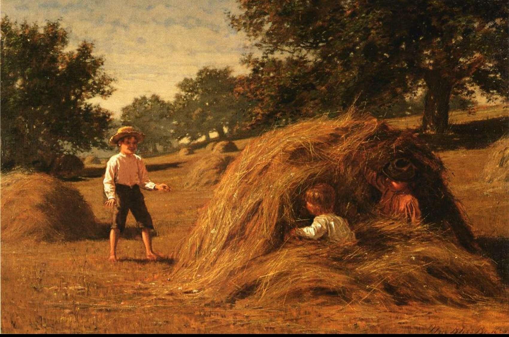William Bliss Baker American Art
