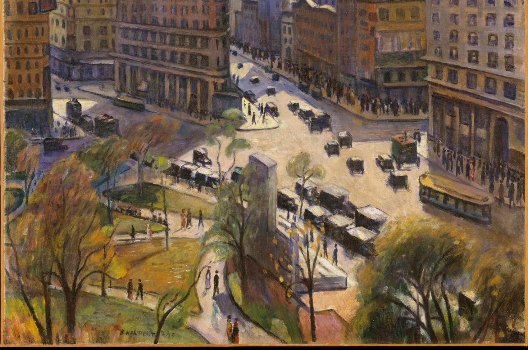 Samuel Halpert American Art
