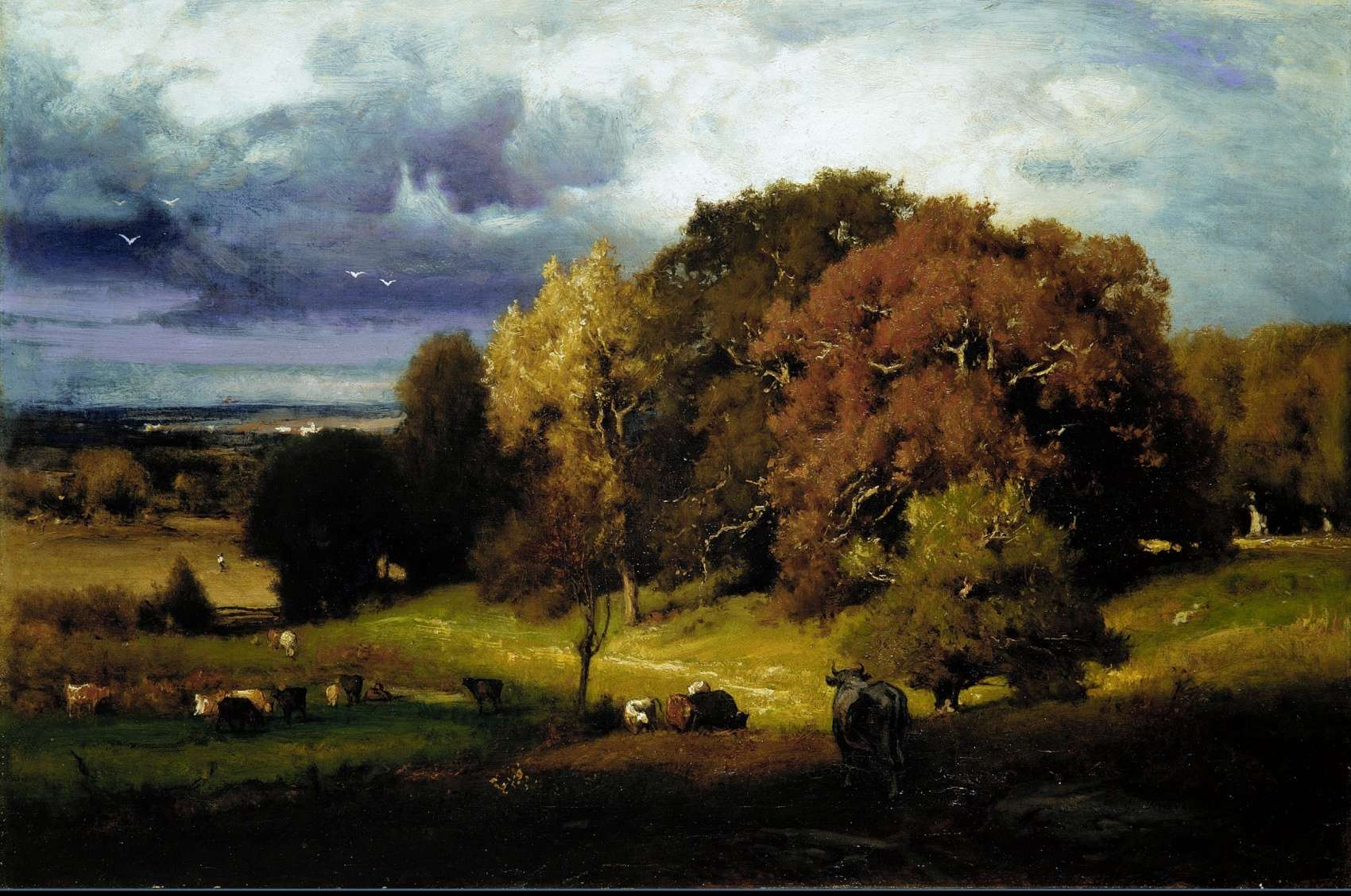 Landscape George Inness Paintings