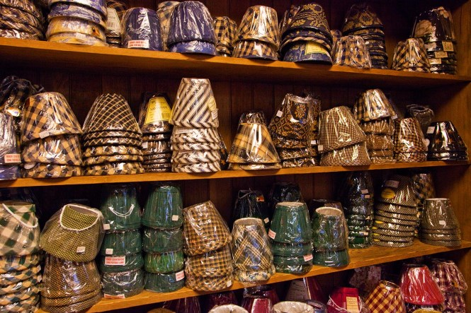 Lampshades In Every Color Style And Size Imaginable
