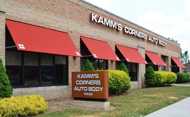 Kamm's Corner Auto Body