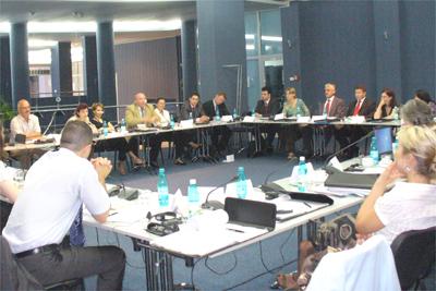 Colloquium Probes Romanian Pretrial Warrant Standards